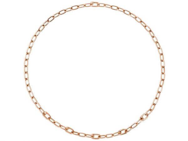 Halskette mit 4 Verschlüssen zum Öffnen