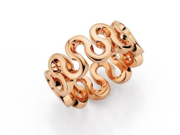 """Ring """"Camille"""" aus Roségold"""