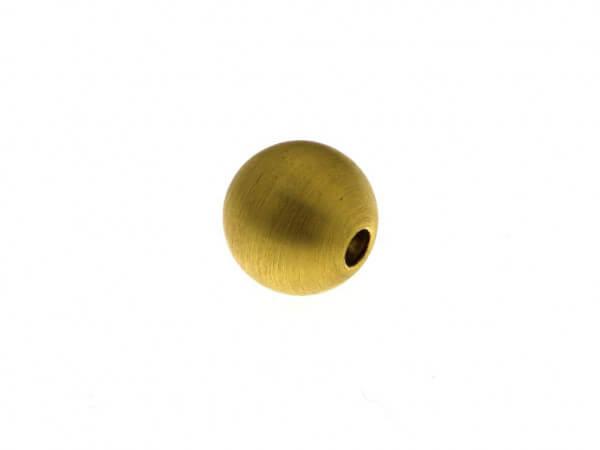 Wechselschließe Edelstahl vergoldet 10mm