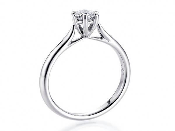 Solitär Ring Nobile by von Hofen