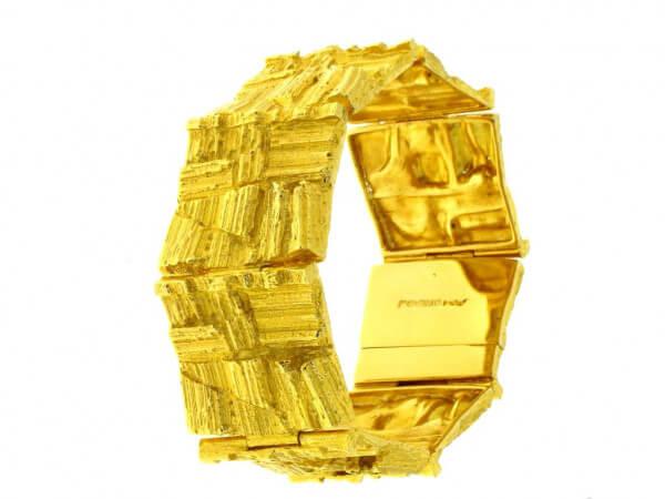 Laponnia Armband Suma 750 gelbgold