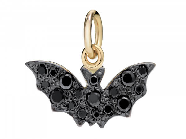 Dodo Charms Fledermaus mit Diamanten