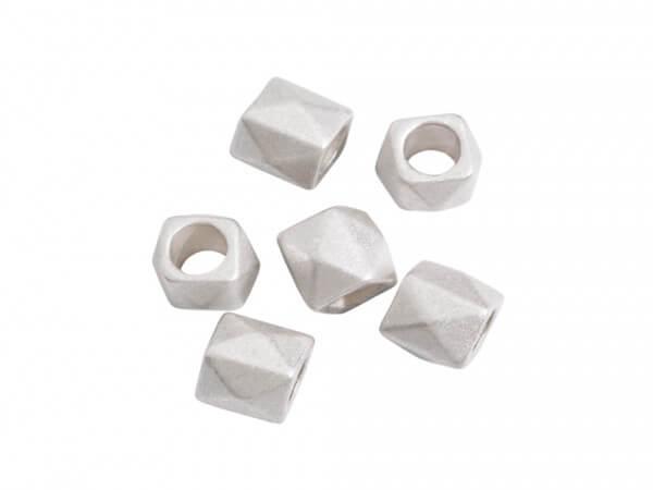 Dodo Säckchen mit 6 Studs aus Silber