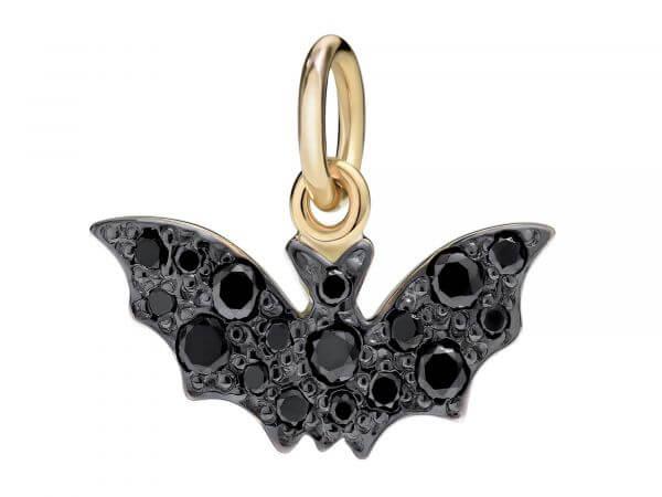 Dodo Charms Fledermaus mit Diamanten