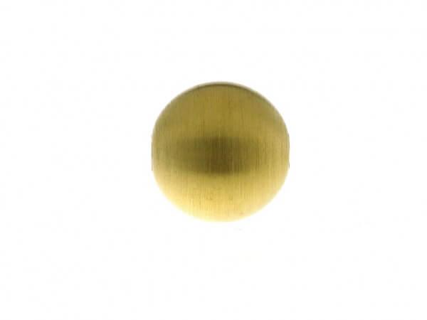 Wechselschließe Edelstahl vergoldet 12mm