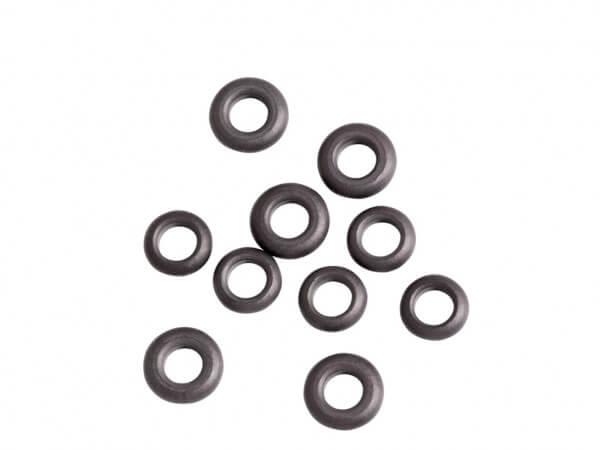 Dodo Säckchen mit 10 Titanium Ringel