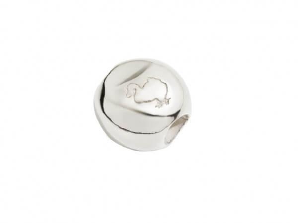 Dodo Armreif Silber Verschluss