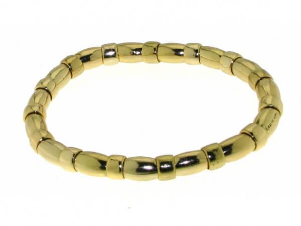 Bronce Armband goldfarben vergoldet