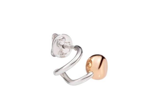 Dodo rechter Ohrring Pepita