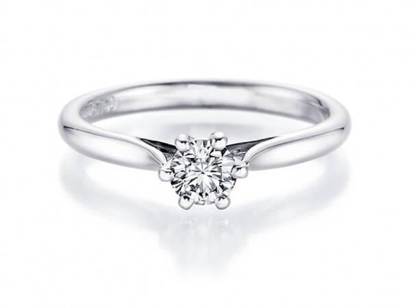 """Solitär Ring """"Nobile"""" by von Hofen"""