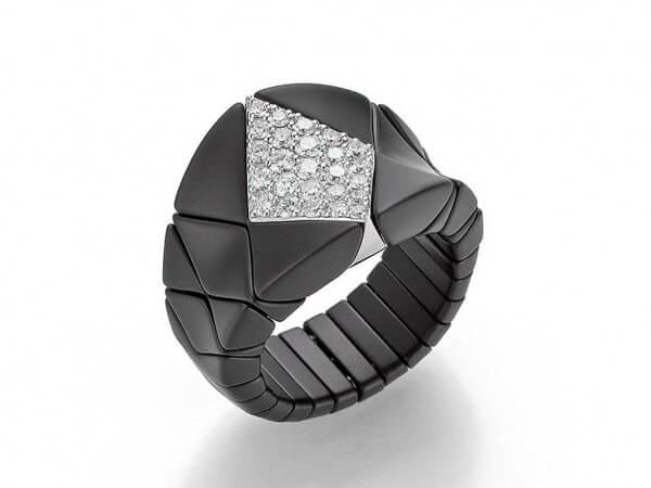 Roberto Demeglio Ring Diva aus Keramik