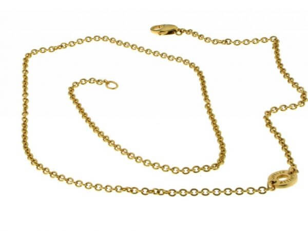 Kette Roségold von Rinaldo Gavello 60 cm