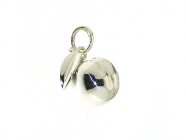 Silber Anhänger Apfel klein