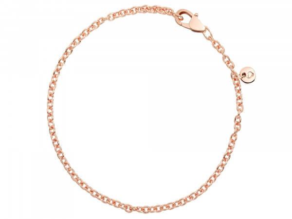 Armband aus neun karätigem Roségold