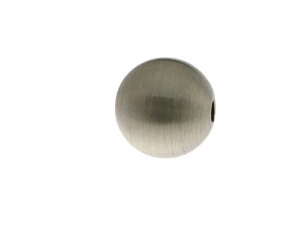 Wechselschließe aus Edelstahl matt 12 mm