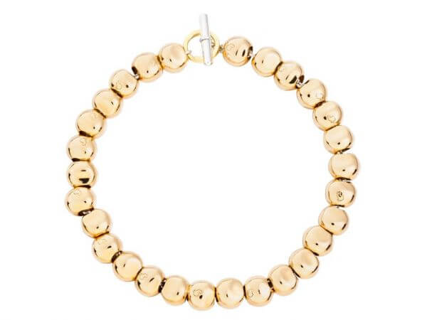 Dodo Pepita Armband aus 18 Karat Gold