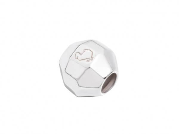 Silber Stopper für Bollicine Kette