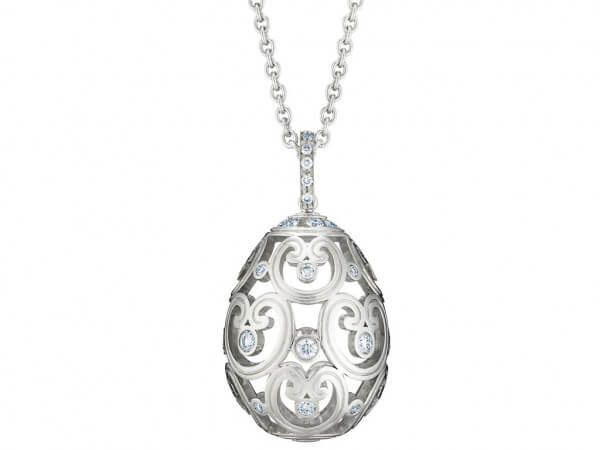 "Fabergé Ei ""Impératrice Diamond"""