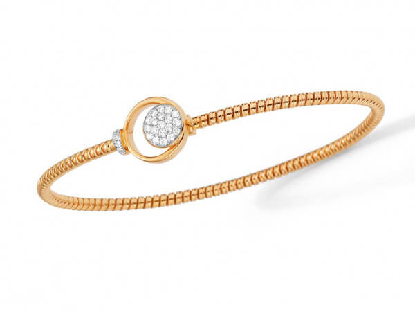Tirisi Armband Amsterdam aus Roségold