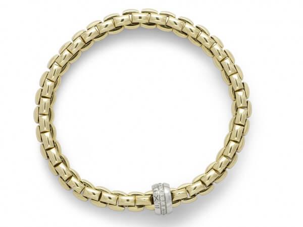 Fope Flexit Eka Armband mit Brillanten