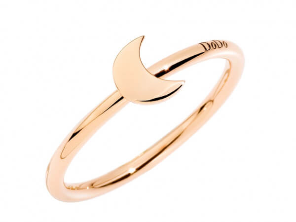 Dodo Ring more love mit Mond