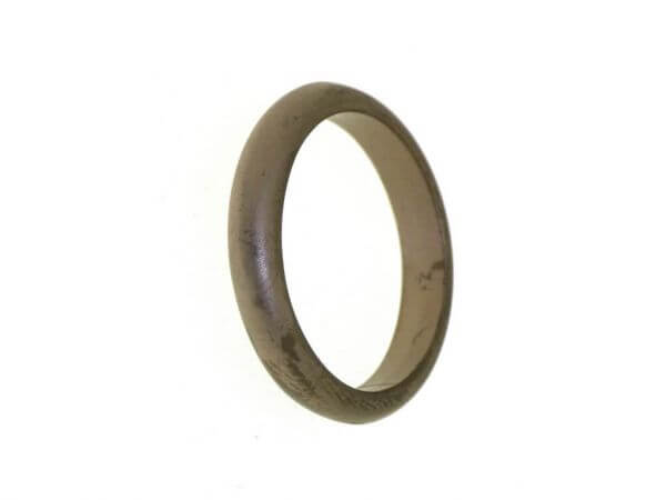 Beisteckring high tech Keramik bronce