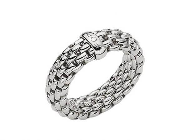 Fope Essentials Ring 7 mm breit in L