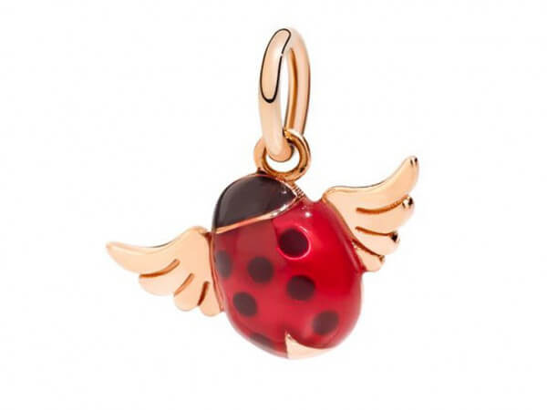 Dodo Marienkäfer mit Flügeln